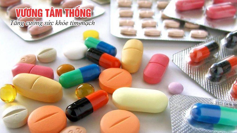 Dùng thuốc là chỉ định đầu tiên trong điều trị cầu cơ mạch vành